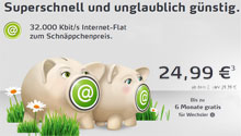 Angebot Tele Columbus Internet 32